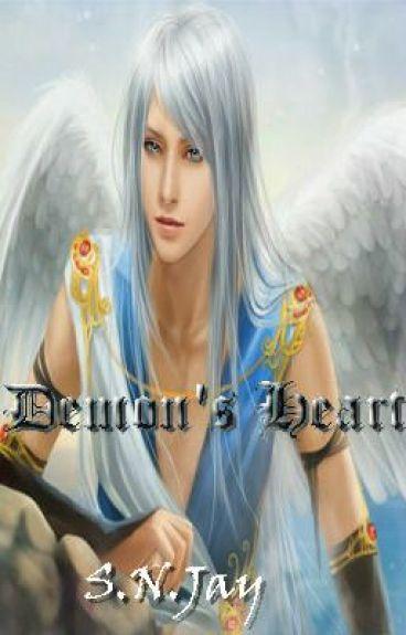 Demon's heart by NinaJay