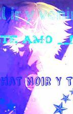 El Ir Y Venir - Chat Noir Y Tú. by IBabeAlicieI