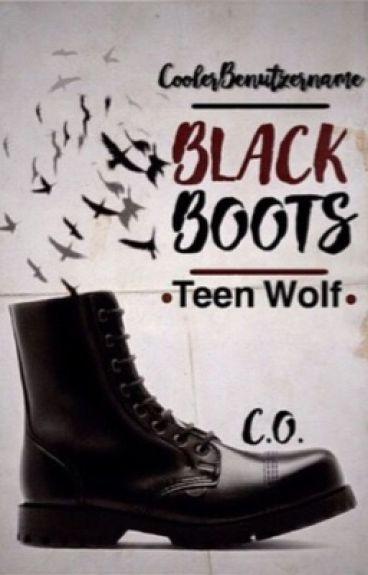 Black Boots [Teen Wolf FF]