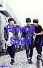 Haunted School by sophiabts