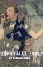 Originally Girls  - Slza  by bednarovaElca