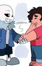 Steven Universe/Undertale Crossover  by WyattFrain
