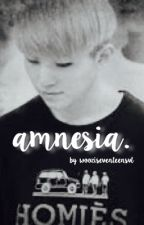 amnesia. | a soonhoon story by CaratWoozi