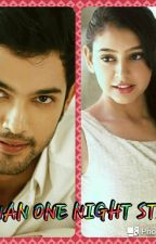 Manan  One Night stand  by FareedhaBegum