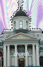church; lesbian by jesusftsatan