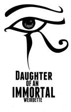 Daughter of an immortal(a young justice fanfic) by Weirdette