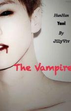 The Vampire {HIATUS} by JillyViv