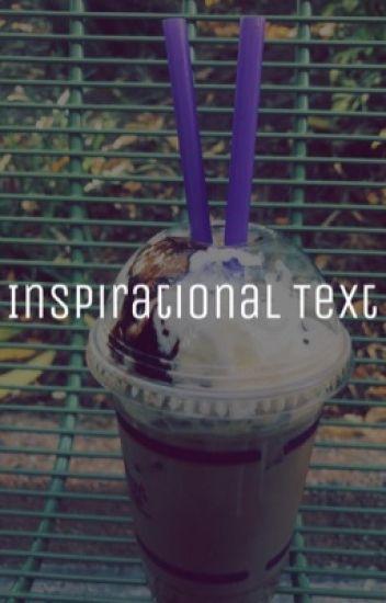 Inspirational Text ♡ Cowan
