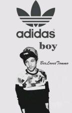 Adidas boy - l.s. by BexLovesTommo