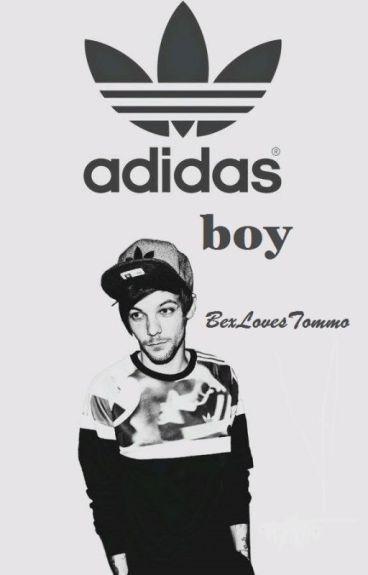 Adidas boy - l.s.