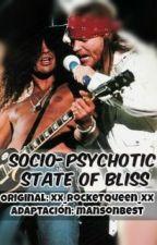 Socio-Psychotic State of Bliss (ADAPTADA)Slaxl by heymbest