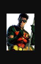 Red robin/ Tim drake love story {x-reader} by Batmanlover28