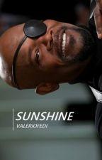 sunshine; rızy [rıza baba x nick fury] by valeriofedi