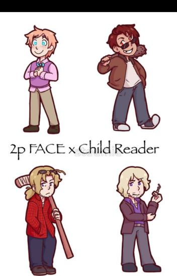 2p FACE X Child Reader