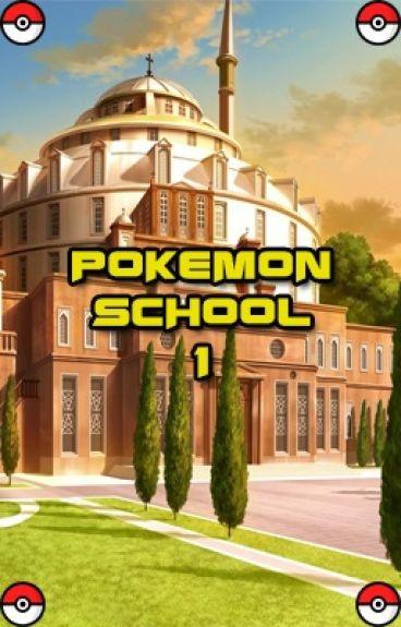 Pokemon School (Amourshipping Story)