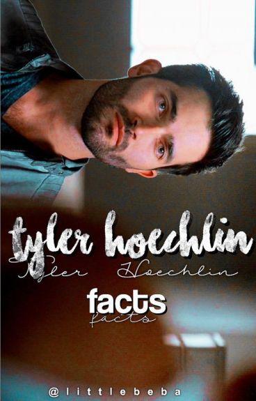 Tyler Hoechlin ↝ facts
