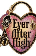 Ever After High~ Dream Cast by lailyalilypotter