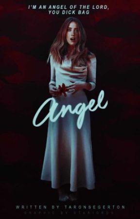 angel   ↯   sam winchester ( u.c. )  ✓ by rainersdevon
