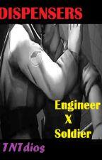 Dispensers (Engineer X Soldier) by TIENTIgad
