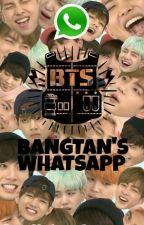 √√Bangtan's Whatsapp √√ by Vghoul