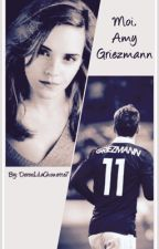 Moi, Amy Griezmann  by Lilakow