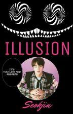 Illusion // K.Seokjin by Luna__meh
