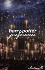 Harry Potter Preferences by piplupin