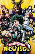 Wild Wind(a Boku No Hero Academia Reader Insert) by miggiisawesome