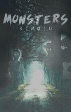 Monsters ➢ Sulay「Viñeta」 by KimGio