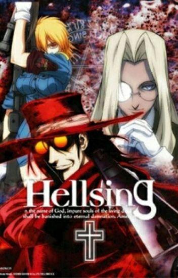 Hellsing -alucard X Oc -