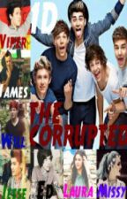 The Corrupted (One Direction/Punk One Direction) by -MidnightxDemons-