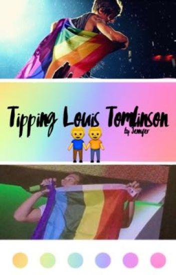 Tipping Louis Tomlinson (Larry AU) *mpreg*