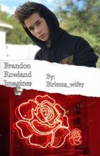Brandon Rowland imagines by Birlems_wifey