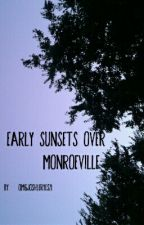 Early Sunsets Over Monroeville by frnkyboy