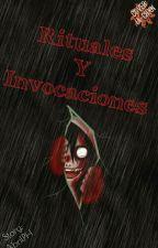 Invocaciones Y Rituales by AbrilPH