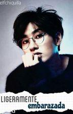 Ligeramente embarazada      Eunhyuk Y ____ by elfchiquilla