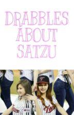 [DRABBLES] SaTzu - Chuyện Tình Nhật - Đài Trên Mảnh Đất Hàn by GinGRbread