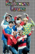 ☆Mis Hermanos Coreanos☆ ×BTS LEMMON× (+18) by yoongibiased23