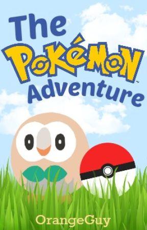 The Pokemon Adventure by OrangeGuy