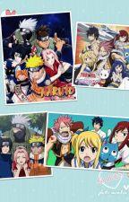 Khi Fairy tail và Naruto dùng Facebook by Mun_Sakio-chan