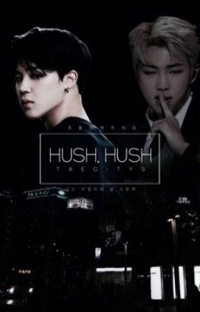 hush, hush | knj + pjm  by jungseoki