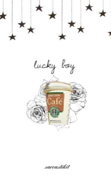 Lucky Boy [Hamilton AU] (Lams)