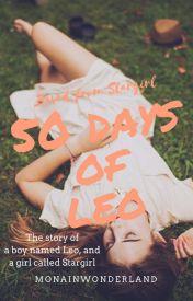 50 Days of Leo (Stargirl) by monainwonderland