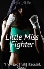 Little Miss Fighter by Mari_4Life