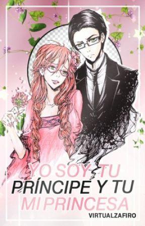 Yo soy tu príncipe y tu mi princesa (Grelliam) #KuroAWARDS by VirtualZafiro