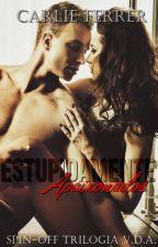 Estupidamente Apaixonados (Spin-off Trilogia V.D.A.) by Carlie_Ferrer