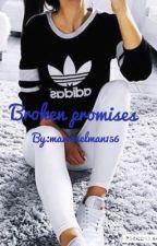 Broken promises|Mario selman by marioselman156