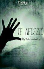 Te Necesitó// Segunda Temporada_Zeuspan by PatoPotterOMG