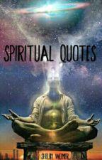 Spiritual Quotes  by spiritualltrips