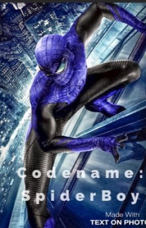 Codename: SpiderBoy by __SpiderBoy__